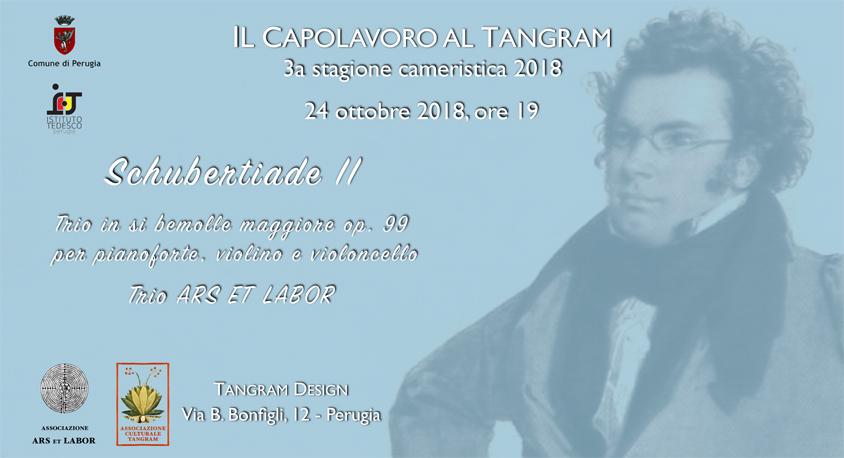 Schubertiade al Tangram - Perugia