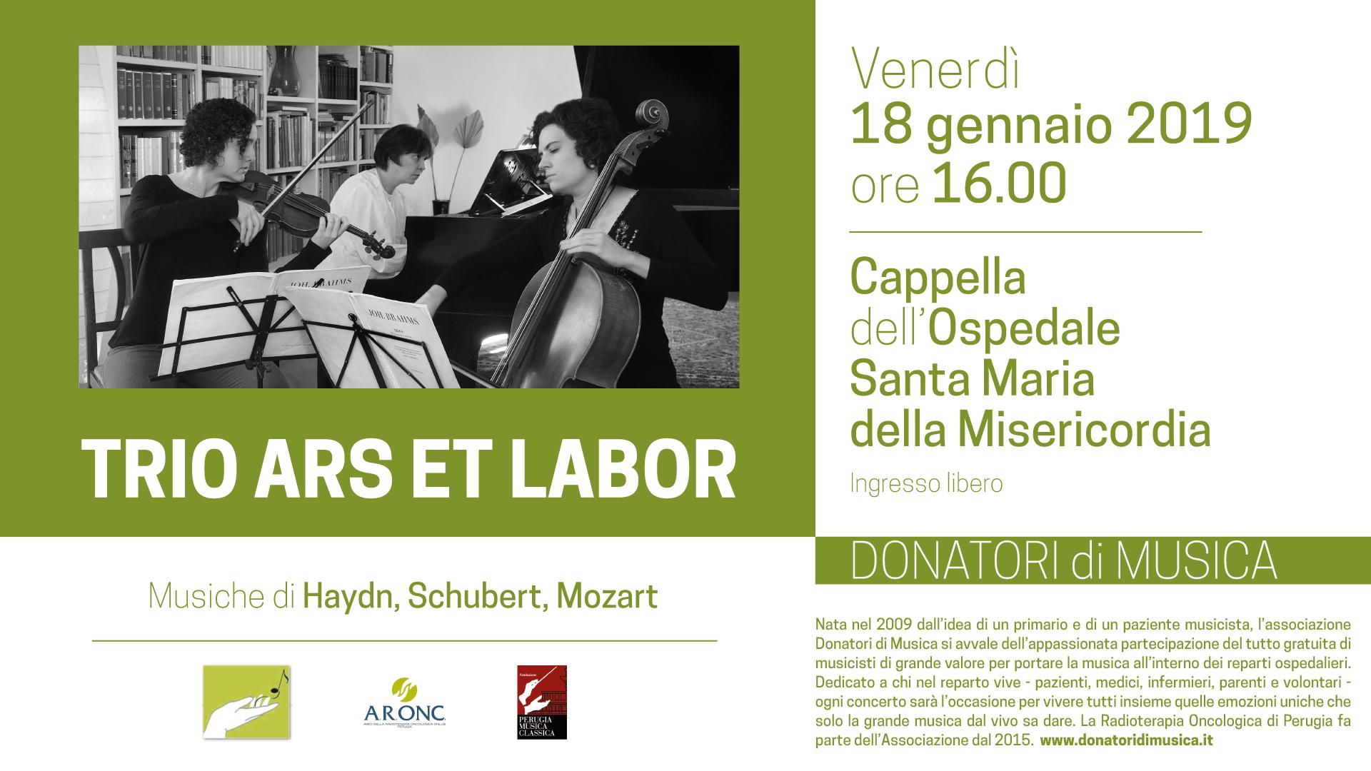 Concerto DONATORI DI MUSICA